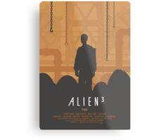 Ridley Scott's Alien³ Print Sigourney Weaver as Ripley Metal Print