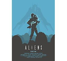 Ridley Scott's Aliens Print Sigourney Weaver as Ripley Photographic Print