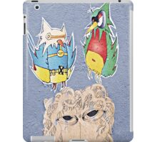 Unruly Roost iPad Case/Skin