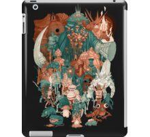 DS The Hood iPad Case/Skin
