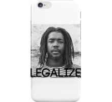 Legalize it iPhone Case/Skin