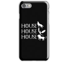 Game of Thrones - Stark - Targaryen - Lannister iPhone Case/Skin