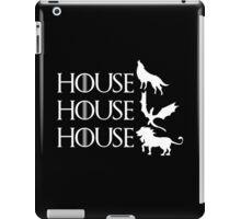 Game of Thrones - Stark - Targaryen - Lannister iPad Case/Skin