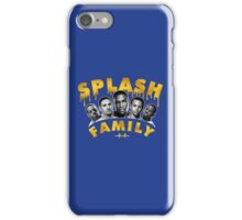 Splash Family iPhone Case/Skin