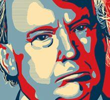 Nope to Trump Sticker