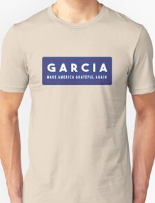 Grateful Dead Jerry Garcia Make America Grateful Again Unisex T-Shirt