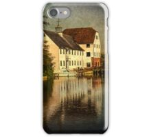 The Mill at Hambleden Buckinghamshire iPhone Case/Skin