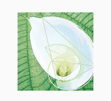 Calla Lily – The Sacred Geometry of Oneness  Unisex T-Shirt