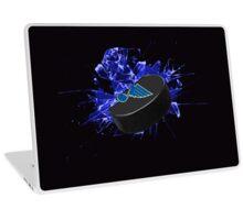 St Louis Blues Puck Laptop Skin