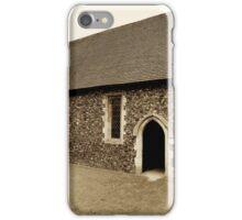 Duxford Chapel iPhone Case/Skin