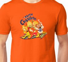 The Three Carballeros Unisex T-Shirt