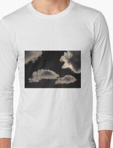 Cloudscape XVIII Toned Long Sleeve T-Shirt