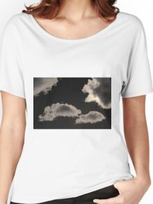 Cloudscape XVIII Toned Women's Relaxed Fit T-Shirt