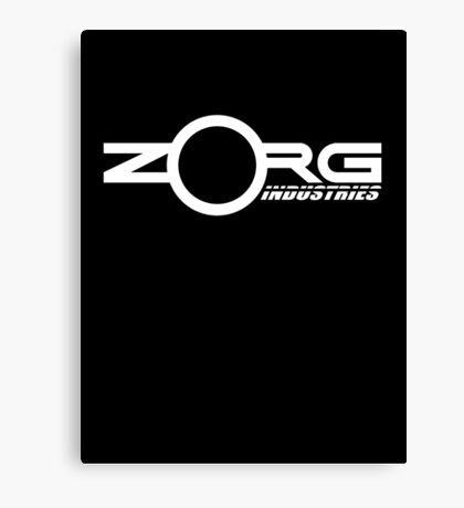 Zorg Industries (The Fifth Element) Canvas Print