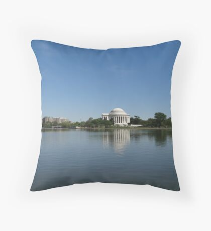 DC Throw Pillow