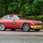 Three Castles Classic Welsh Trial - MGC by Three-Castles