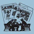 Showdown - Black by perilpress