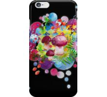 Northern summer night iPhone Case/Skin