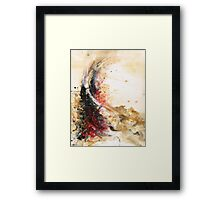 Abstract 080321 Framed Print