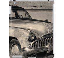 1949 Buick Eight Super I Toned iPad Case/Skin