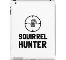 Squirrel Hunter iPad Case/Skin