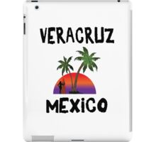 Veracruz Mexico iPad Case/Skin