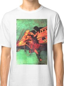 Pulp Fiction Era Scene Classic T-Shirt