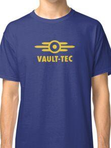 Fallout Vault-Tec Logo Classic T-Shirt