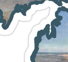 Michigan Mitten 3 Sticker