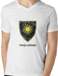 Nilfgaard Coat of Arms - Witcher Mens V-Neck T-Shirt