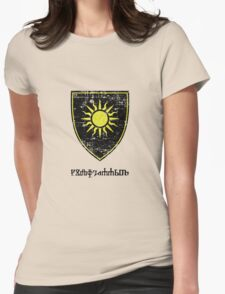 Nilfgaard Coat of Arms - Witcher Womens Fitted T-Shirt