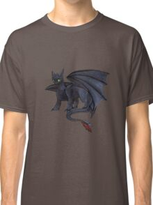 Toothless w/ Copics Classic T-Shirt