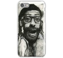 Max Maxwell Drawing iPhone Case/Skin