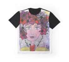 Flower girl Graphic T-Shirt