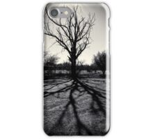 Tree in Winter iPhone Case/Skin