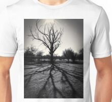 Tree in Winter Unisex T-Shirt