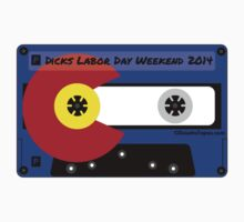 Phish Dicks Labor Day Weekend 2014 by COssetteTapes