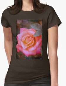 Rose 289 Womens Fitted T-Shirt