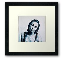 Holly Ink Design  Framed Print