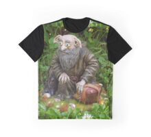 Forest gnome Graphic T-Shirt