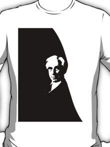Bertrand Russell (Cut Out) T-Shirt