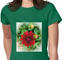The Red Dahlia Womens Fitted T-Shirt