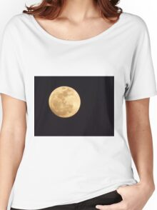 Spring Moon Women's Relaxed Fit T-Shirt