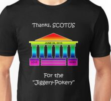 Supreme Court Legalizes Same Sex Marriage Unisex T-Shirt