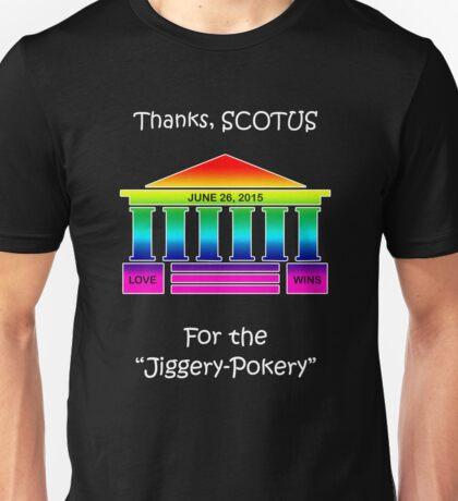 Supreme Court Legalizes Same Sex Marriage Unisex T-Shirt