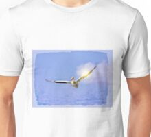 On the Angel's Wings Unisex T-Shirt