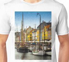 Copenhagen - Nyhavn Unisex T-Shirt