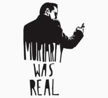 Moriarty Was Real by synysterdemon