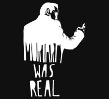 Moriarty Was Real (BLACK) by synysterdemon