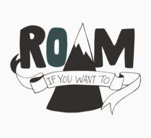Roam Mountain T-Shirt